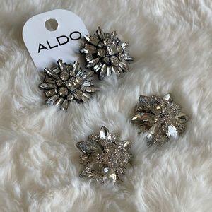 Star Shine Earrings (Pair)